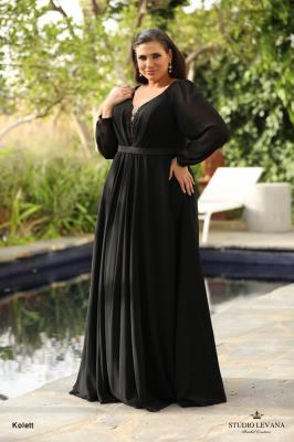 שמלות ערב מידות גדולות Kolett (2)