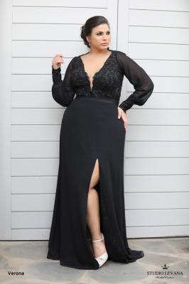 שמלות ערב מידות גדולות Verona (1)