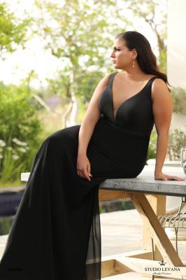 שמלות ערב מידות גדולות Vanda (3)