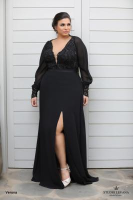 שמלות ערב מידות גדולות Verona (2)