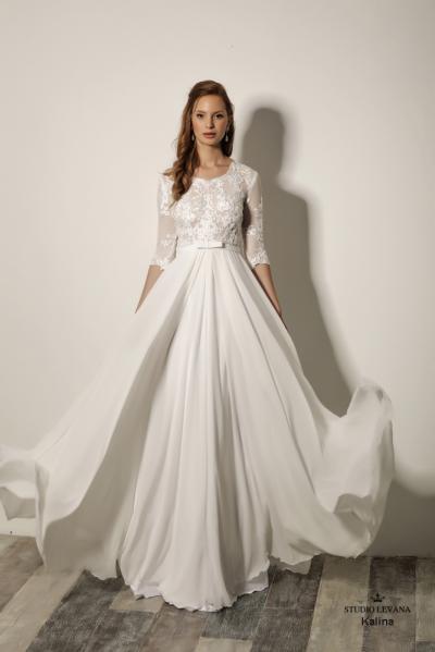 שמלותכלהצנועות Kalina (4)