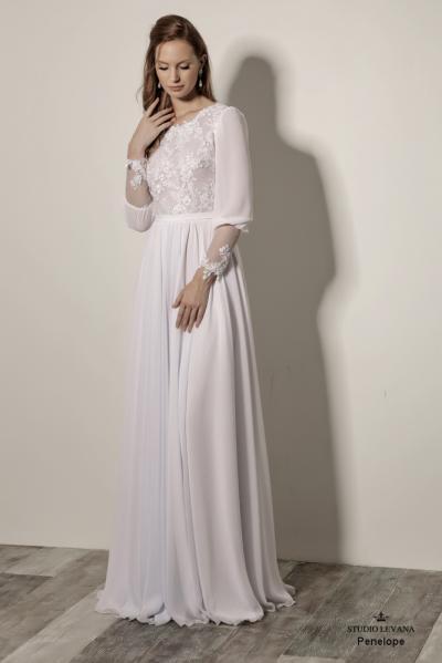 שמלותכלהצנועות Penelope (5)