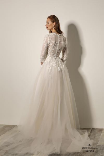 שמלותכלהצנועות Serena (1)