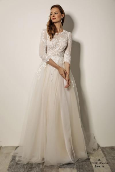 שמלותכלהצנועות Serena (2)