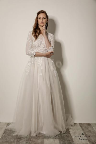 שמלותכלהצנועות Serena (3)
