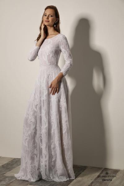 שמלותכלהצנועות Verona (1)