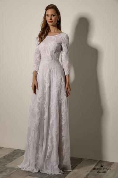 שמלותכלהצנועות Verona (2)