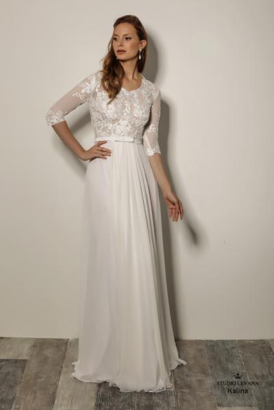 שמלותכלהצנועות Kalina (1)
