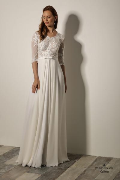שמלותכלהצנועות Kalina (3)