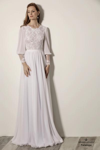שמלותכלהצנועות Penelope (2)