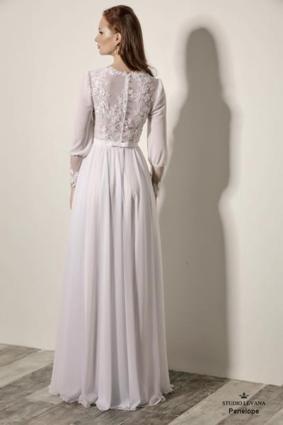 שמלותכלהצנועות Penelope (3)