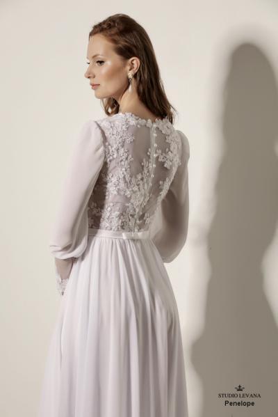 שמלותכלהצנועות Penelope (4)