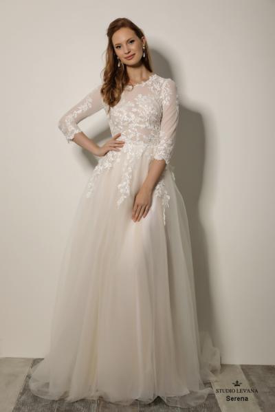 שמלותכלהצנועות Serena (4)