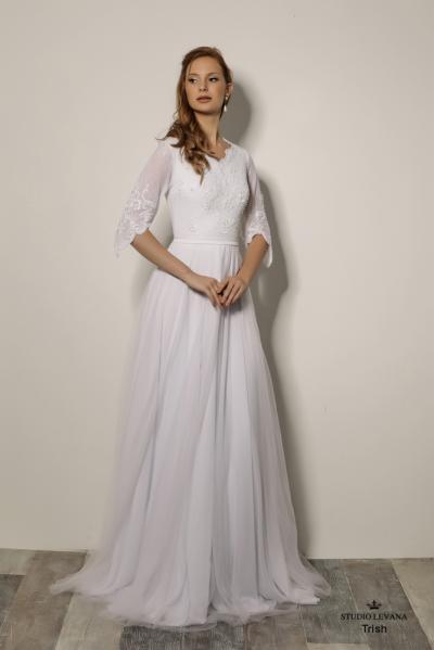 שמלותכלהצנועות Trish (2)
