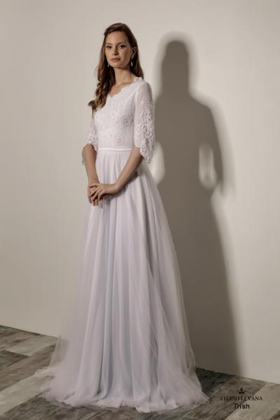 שמלותכלהצנועות Trish (3)