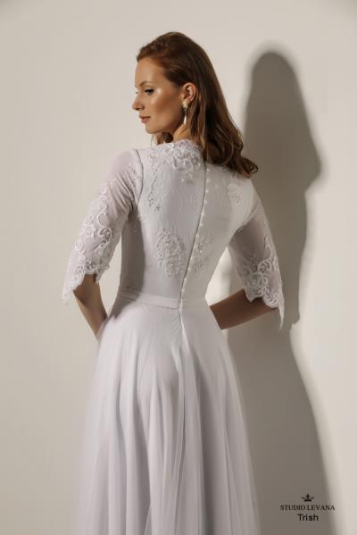 שמלותכלהצנועות Trish (5)
