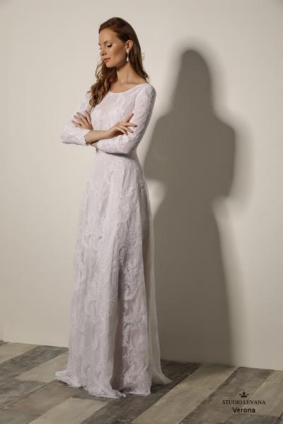 שמלותכלהצנועות Verona (3)