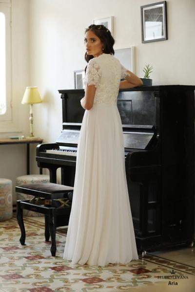 שמלות כלה צנועות Aria (3)