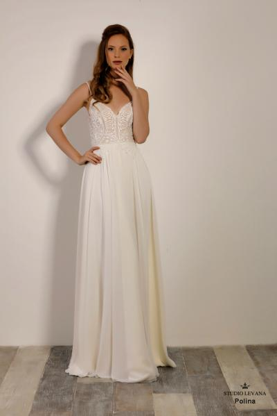 שמלות כלה 2018 Polina (1)