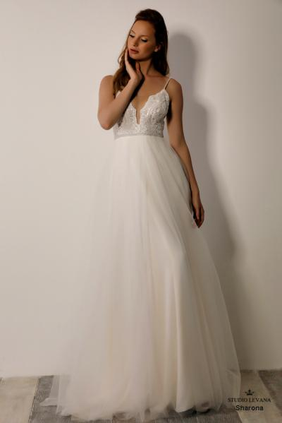 שמלות כלה 2018 Sharona (1)