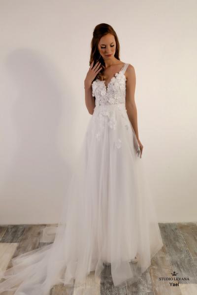 שמלות כלה 2018 Yael (1)