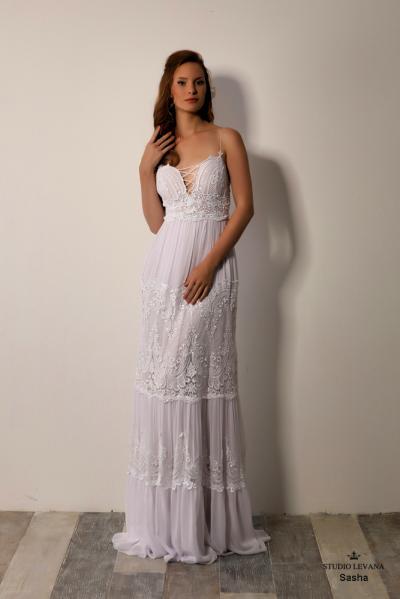 שמלות כלה 2018 Sabina (1)