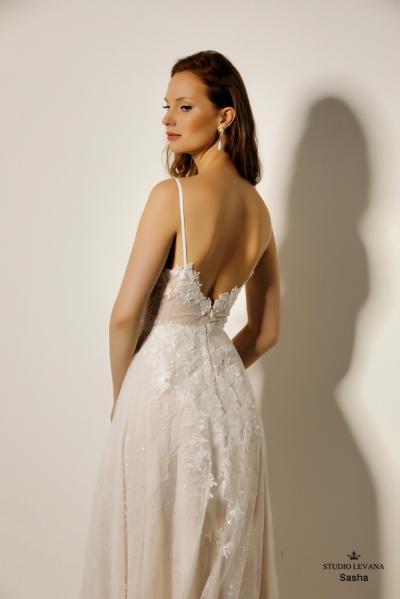שמלות כלה 2018 Sasha (4)
