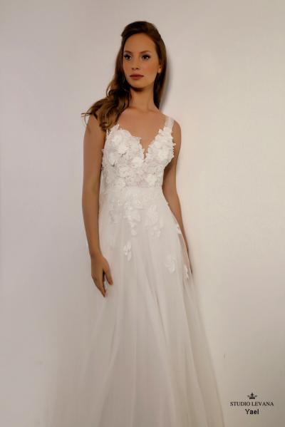 שמלות כלה 2018 Yael (3)