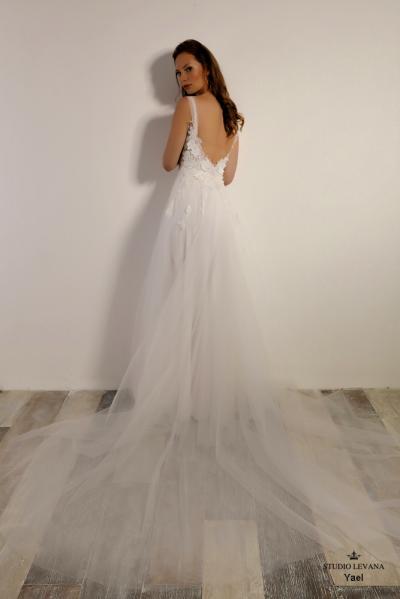 שמלות כלה 2018 Yael (4)